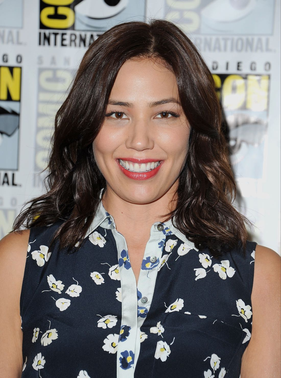 FOX FANFARE AT SAN DIEGO COMIC-CON © 2016: BONES cast member Michaela Conlin during the BONES press room on Friday, July 22 at the FOX FANFARE AT SAN DIEGO COMIC-CON © 2016. CR: Scott Kirkland/FOX © 2016 FOX BROADCASTING