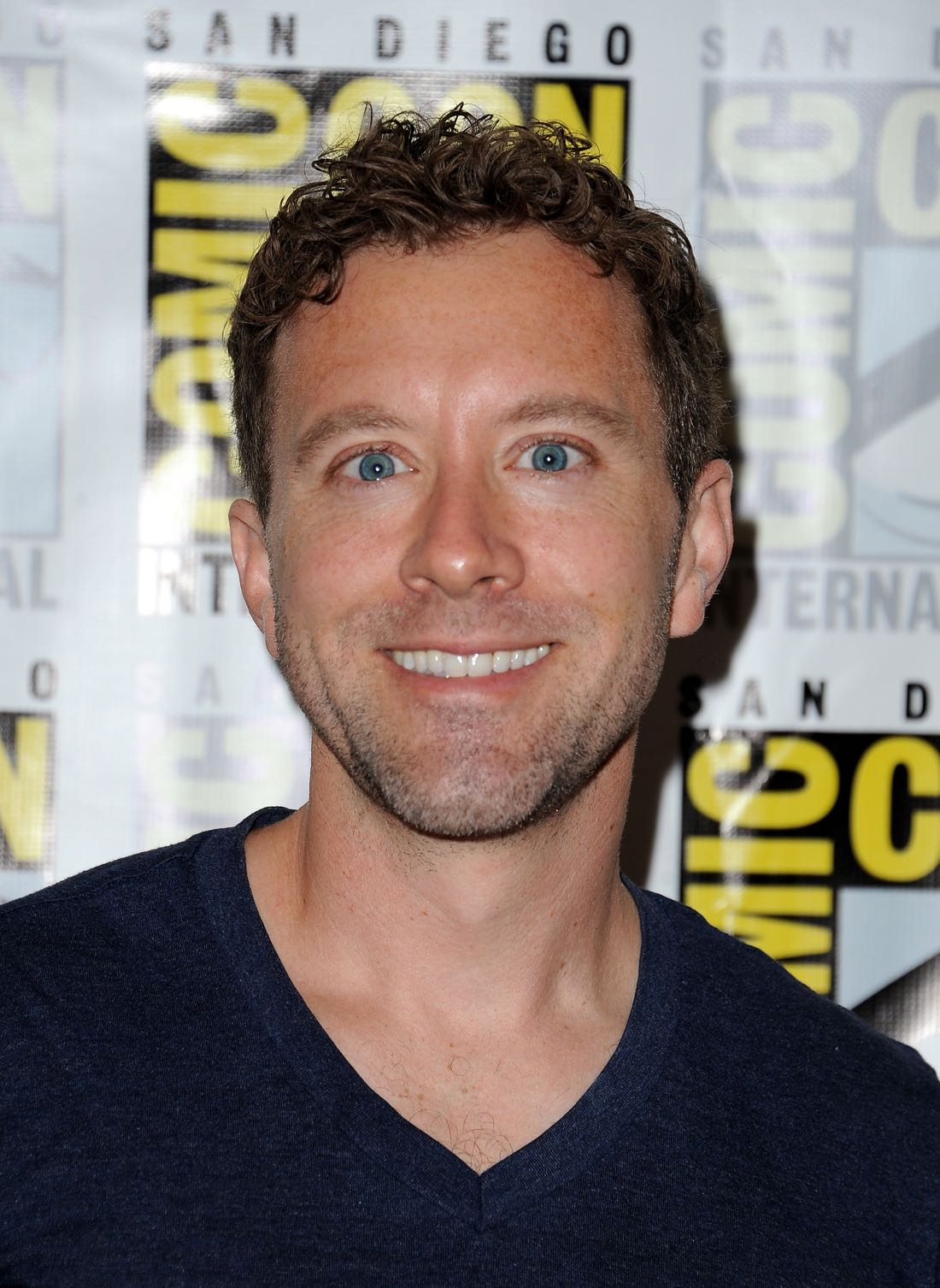 FOX FANFARE AT SAN DIEGO COMIC-CON © 2016: BONES cast member T.J. Thyne during the BONES press room on Friday, July 22 at the FOX FANFARE AT SAN DIEGO COMIC-CON © 2016. CR: Scott Kirkland/FOX © 2016 FOX BROADCASTING