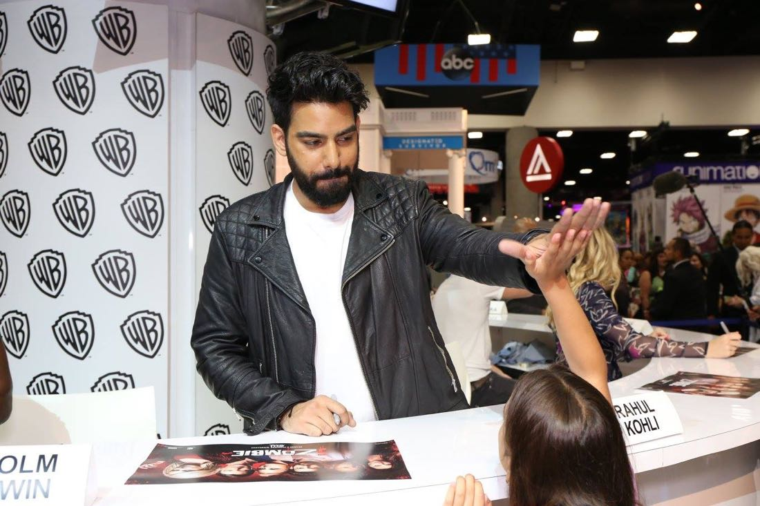 iZombie Cast Comic Con 2016-4