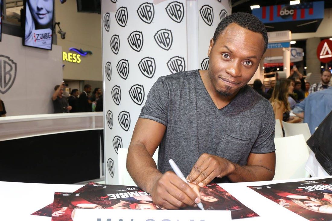 iZombie Cast Comic Con 2016-1