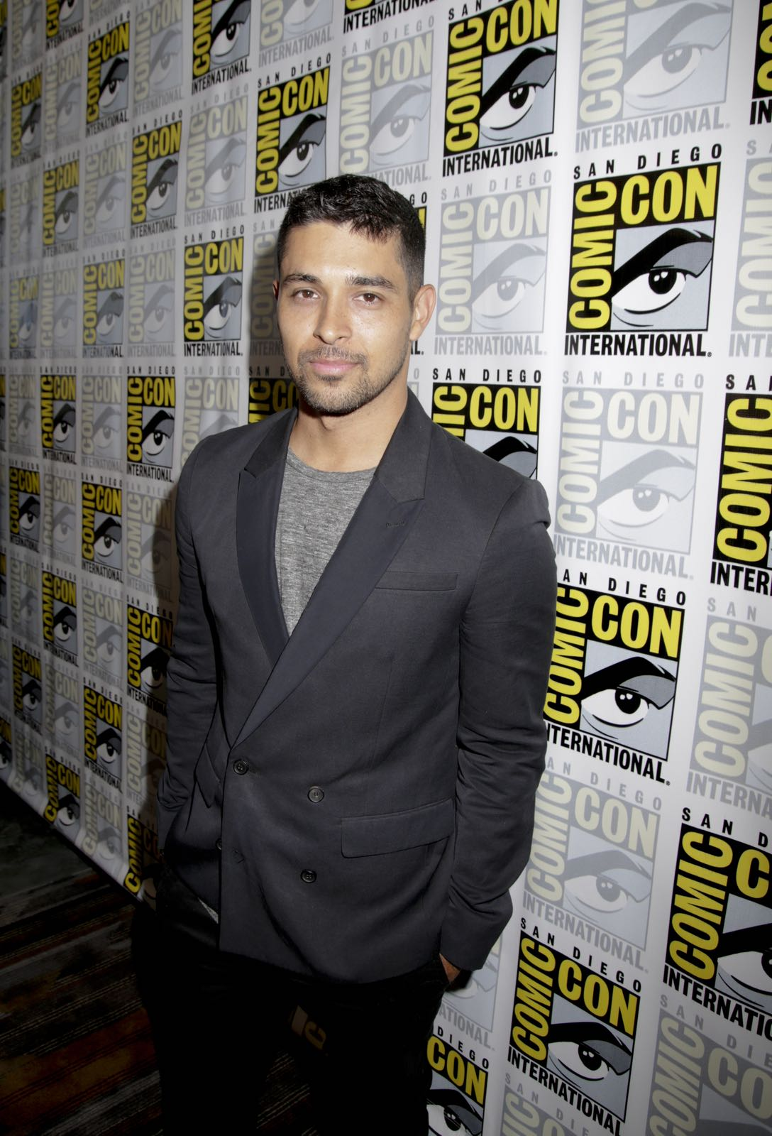 Wilmer Valderrama of NCIS at COMIC-CON® 2016 in San Diego, California. Photo: Johnny Vy/CBS ©2016 CBS Broadcasting, Inc. All Rights Reserved
