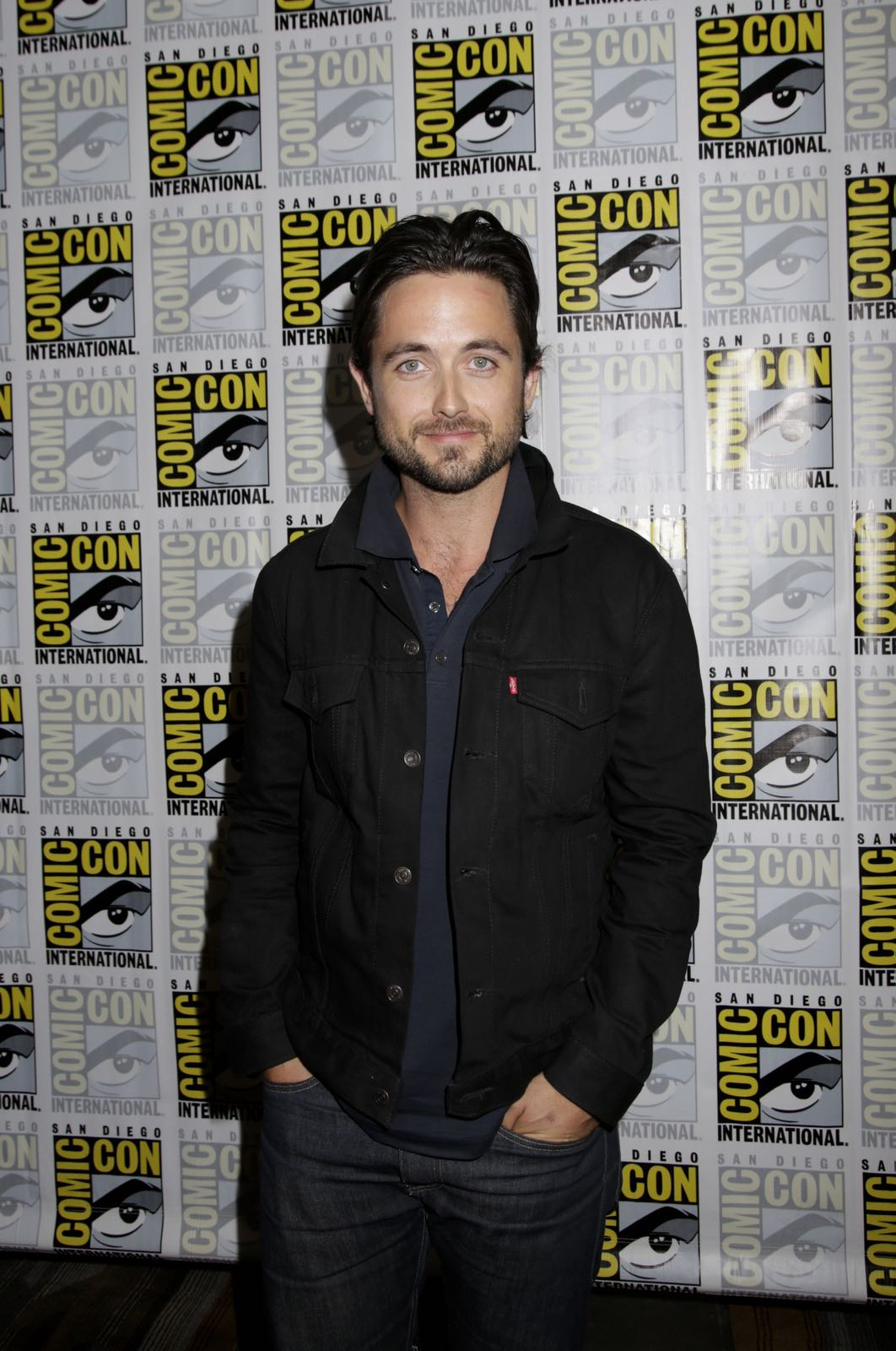 Justin Chatwin of American Gothic at COMIC-CON® 2016 in San Diego, California. Photo: Francis Specker/CBS ©2016 CBS Broadcasting, Inc. All Rights Reserved