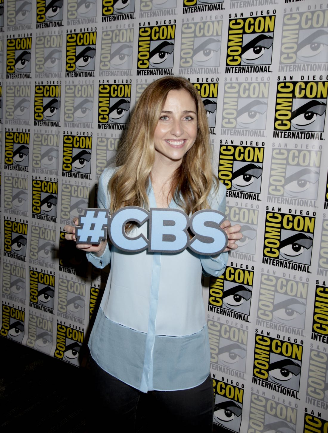 Executive Producer, Corinne Brinkerhoff of American Gothic at COMIC-CON® 2016 in San Diego, California. Photo: Francis Specker/CBS ©2016 CBS Broadcasting, Inc. All Rights Reserved
