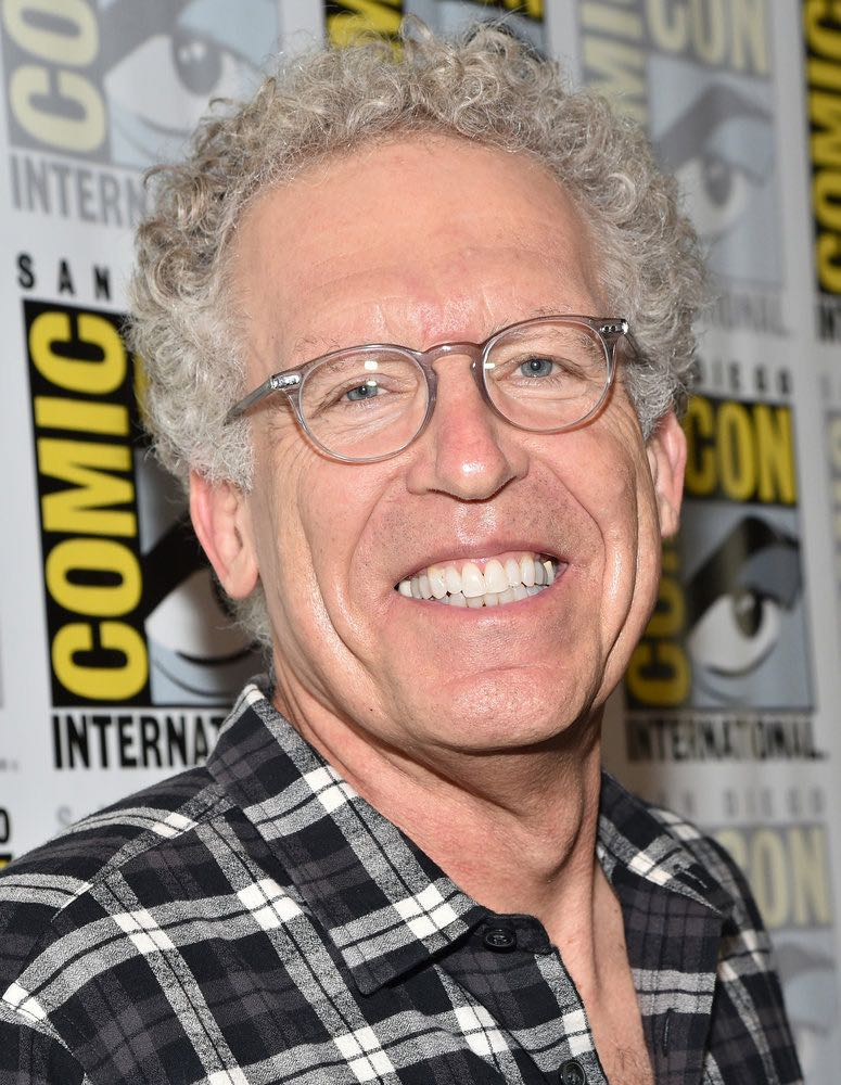 "COMIC-CON INTERNATIONAL: SAN DIEGO -- ""Colony Press Room"" -- Pictured: Carlton Cuse -- (Photo by: Mike Windle/USA Network)"