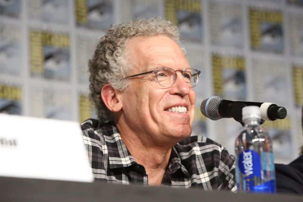 "COMIC-CON INTERNATIONAL: SAN DIEGO -- ""Colony Panel"" -- Pictured: Executive producer Carlton Cuse -- (Photo by: Evans Vestal Ward/USA Network)"