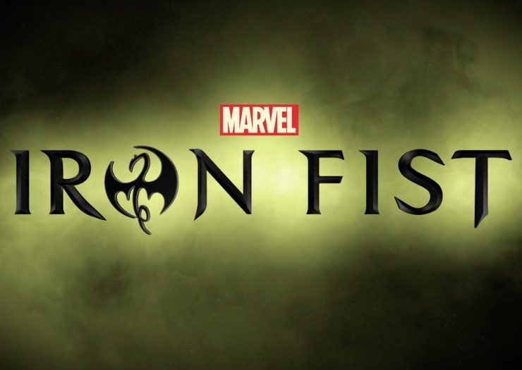 Iron Fist Logo