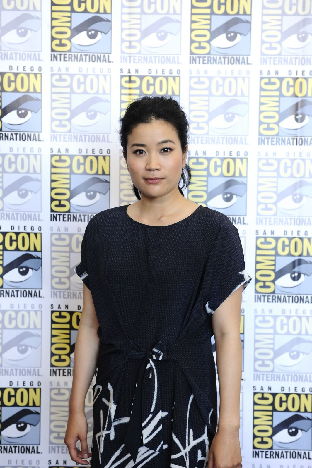The cast of Scorpion goes live on Facebook with CBS Interactive at COMIC-CON® 2016 in San Diego, California.Pictured: Jadyn Wong Photo: Johnny Vy/CBS ©2016 CBS Broadcasting, Inc. All Rights Reserved