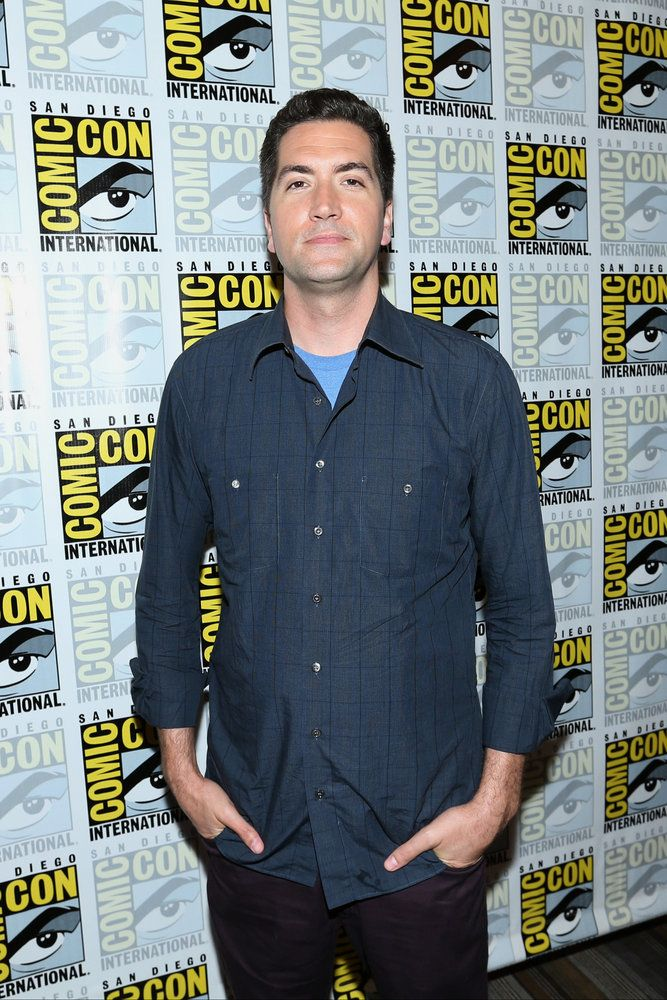"COMIC-CON INTERNATIONAL: SAN DIEGO 2016 -- ""The Good Place"" Press Room -- Pictured: Drew Goddard, Executive Producer -- (Photo by: Mark Davis/NBC)"