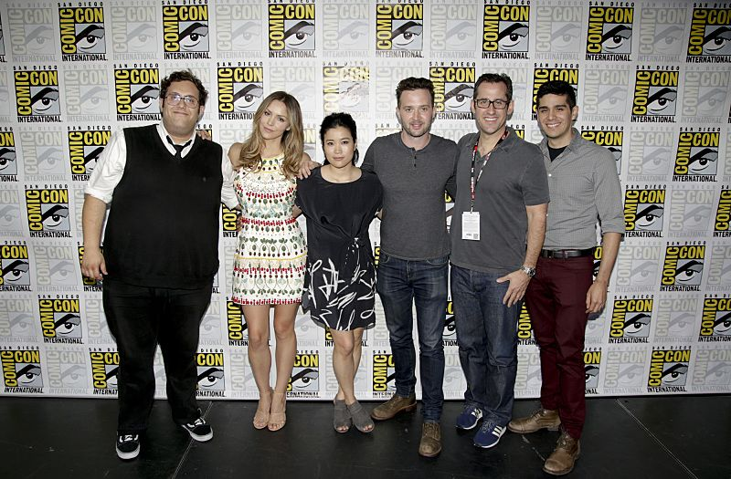 SDCC Photos Cast Of SCORPION 5