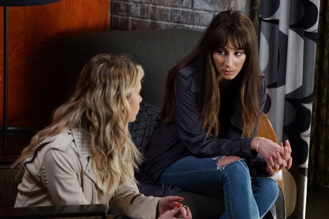 """PRETTY LITTLE LIARS - """"Wanted: Dead or Alive"""" - As the police gain new leads in Rollins' disappearance, the Liars wonder if he really is dead while someone else meets his/her end, in """"Wanted: Dead or Alive,"""" an all-new episode of Freeform's hit original series """"Pretty Little Liars,"""" airing TUESDAY, AUGUST 2 (8:00-9:00 p.m. EDT). (Freeform/Eric McCandless) TROIAN BELLISARIO"""