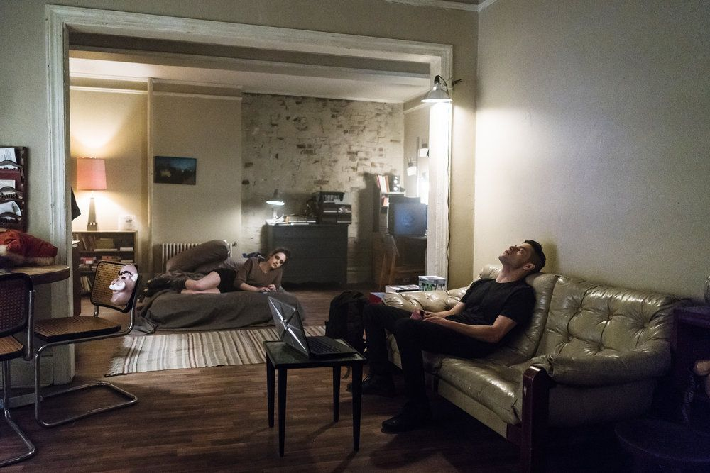 "MR. ROBOT -- ""eps2.2_init_1.asec"" Episode 204 -- Pictured: (l-r) -- (Photo by: Michael Parmelee/USA Network)"