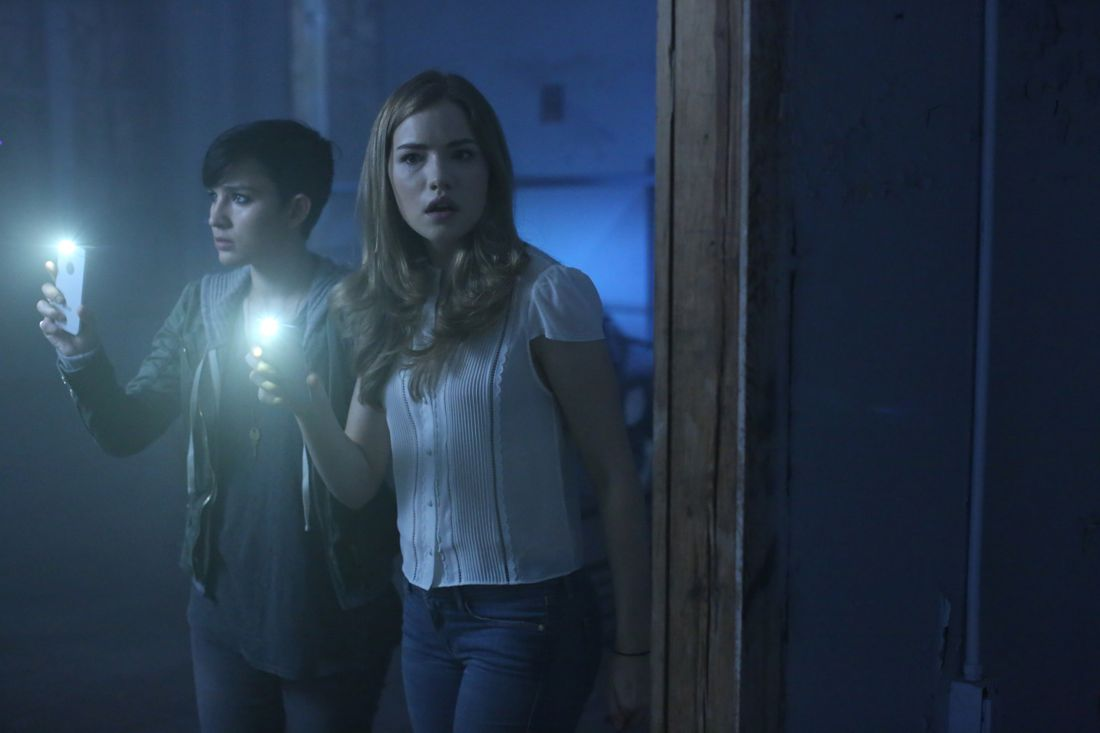 Audrey and Emma Episode 209