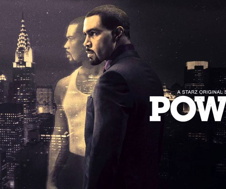 Power TV Series On Starz