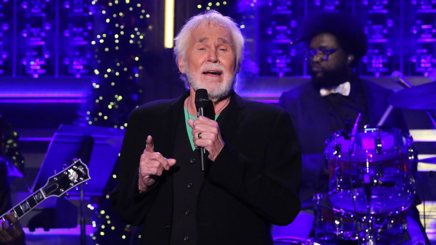 Kenny Rogers Christmas Tour 2016