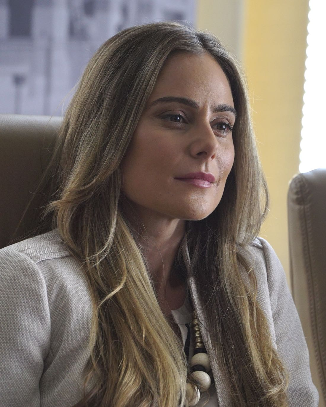 """MISTRESSES - """"""""Survival of the Fittest"""" - Alec threatens for full custody of Vivian, sending Karen into a panic. April and Marc find a condom in Lucy's jacket, forcing April to give """"the talk."""" Kate doesn't tell Joss and Harry about her new boyfriend, as it could have serious recuperations. Joss' actions put Jonathan's nephew in the hospital and later causes tension in her and Harry's relationship. Based on the hit U.K. television series of the same name, """"Mistresses"""" airs TUESDAY, AUGUST 2 (10:00-11:00 p.m. EDT), on the ABC Television Network. (ABC/Eric McCandless) AMANDA BROOKS"""