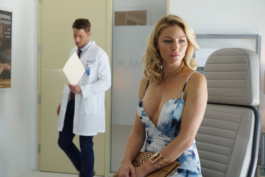 "MISTRESSES - """"Survival of the Fittest"" - Alec threatens for full custody of Vivian, sending Karen into a panic. April and Marc find a condom in Lucy's jacket, forcing April to give ""the talk."" Kate doesn't tell Joss and Harry about her new boyfriend, as it could have serious recuperations. Joss' actions put Jonathan's nephew in the hospital and later causes tension in her and Harry's relationship. Based on the hit U.K. television series of the same name, ""Mistresses"" airs TUESDAY, AUGUST 2 (10:00-11:00 p.m. EDT), on the ABC Television Network. (ABC/Eric McCandless) JUSTIN HARTLEY, TABRETT BETHELL"