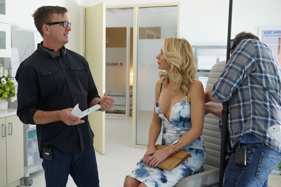 """MISTRESSES - """"""""Survival of the Fittest"""" - Alec threatens for full custody of Vivian, sending Karen into a panic. April and Marc find a condom in Lucy's jacket, forcing April to give """"the talk."""" Kate doesn't tell Joss and Harry about her new boyfriend, as it could have serious recuperations. Joss' actions put Jonathan's nephew in the hospital and later causes tension in her and Harry's relationship. Based on the hit U.K. television series of the same name, """"Mistresses"""" airs TUESDAY, AUGUST 2 (10:00-11:00 p.m. EDT), on the ABC Television Network. (ABC/Eric McCandless) JOHN SCOTT (DIRECTOR), TABRETT BETHELL"""