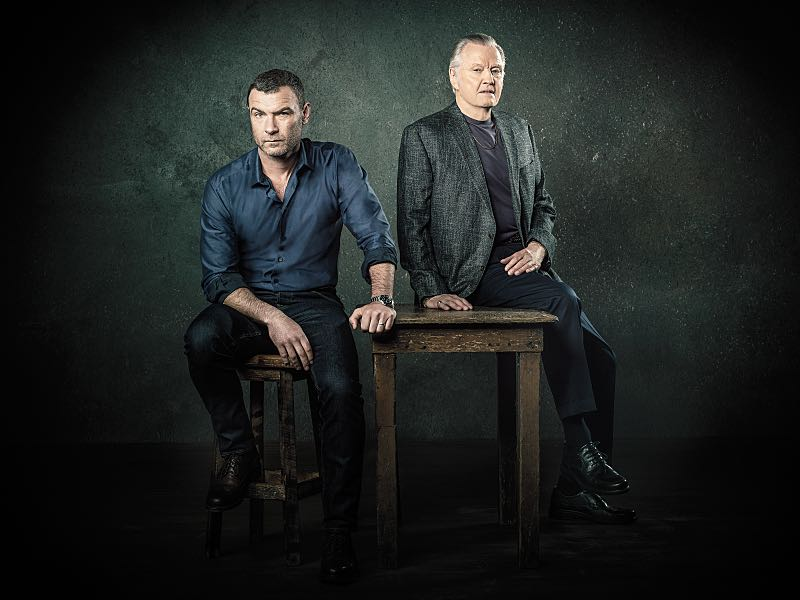 Liev Schreiber as Ray Donovan and Jon Voight as Mickey Donovan in RAY DONOVAN (Season 4, Gallery). - Photo: Brian Bowen Smith/SHOWTIME