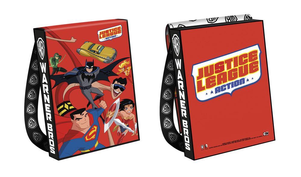 JUSTICE LEAGUE ACTION 2016 Comic-Con Bag
