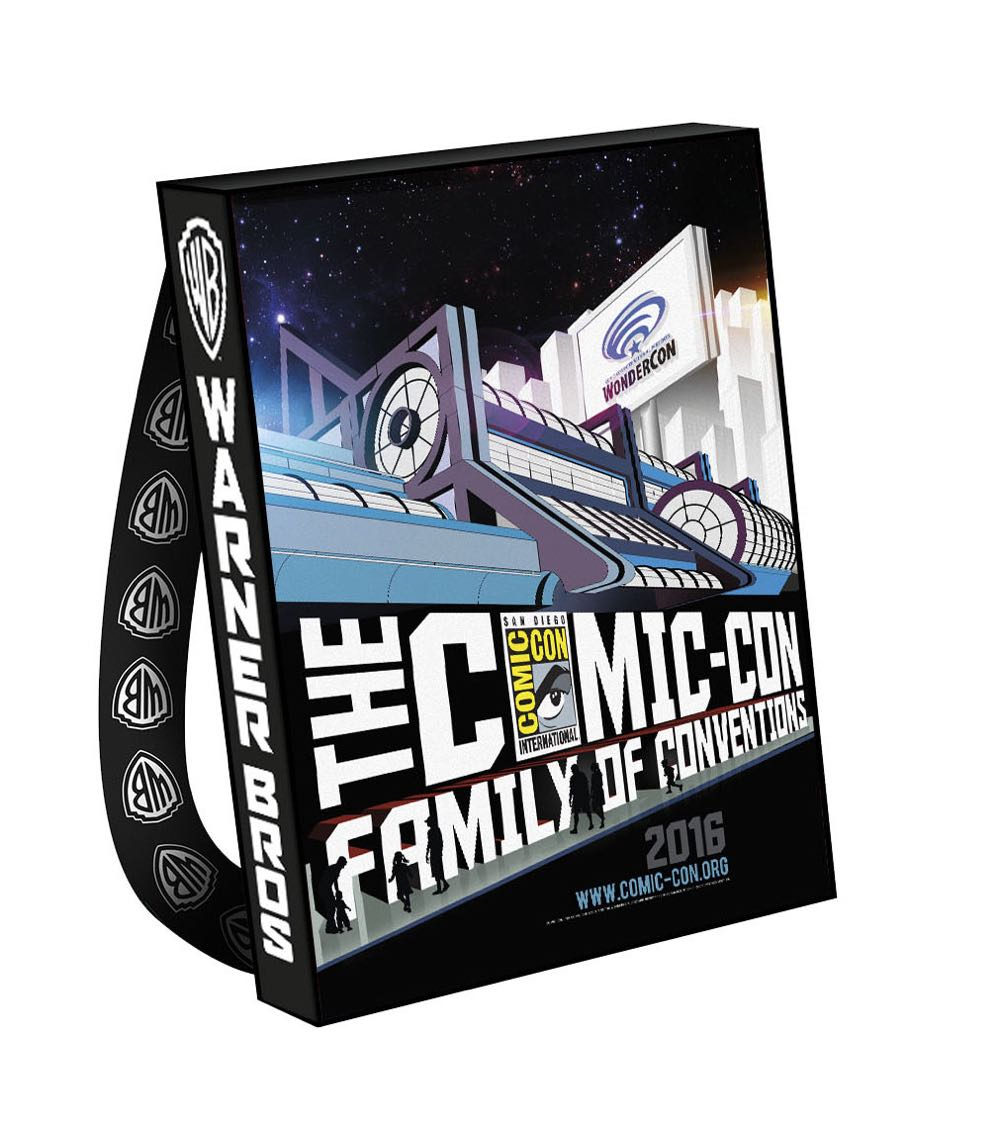 COMIC-CON INTERNATIONAL 2016 Bag Side