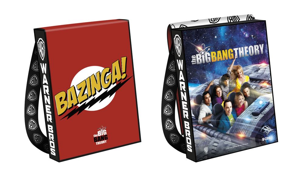 BIG BANG THEORY-THE 2016 Comic-Con Bag