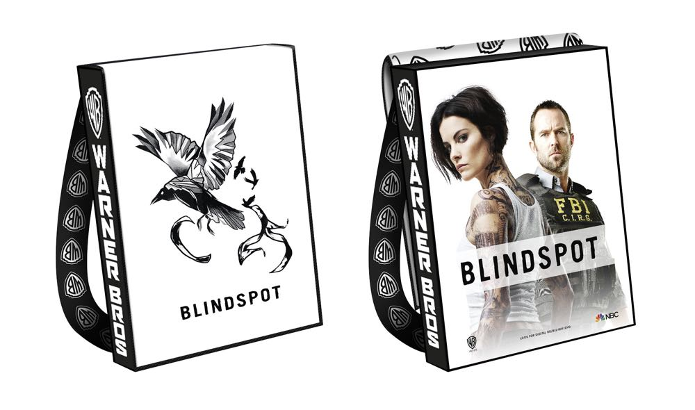 BLINDSPOT 2016 Comic-Con Bag