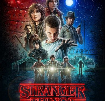 STRANGER THINGS Poster Key Art 1