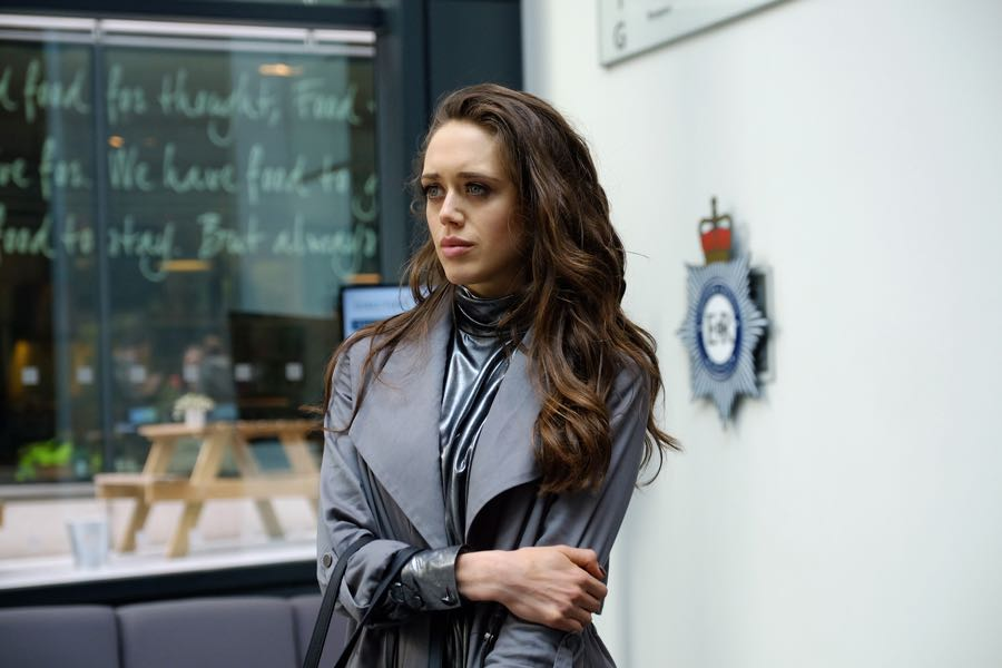 """GUILT - """"The Eye of the Needle"""" - Grace is rescued by a stranger who may have an ulterior motive on an all-new episode of """"Guilt,"""" airing MONDAY, JULY 18 (9:00 - 10:00 p.m. EDT), on Freeform. (Freeform/Angus Young) DAISY HEAD"""