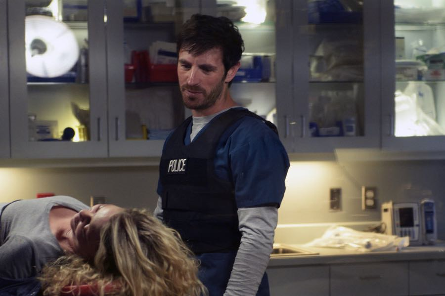 "THE NIGHT SHIFT -- ""Unexpected"" Episode 309 -- Pictured: Eoin Macken as T.C. Callahan -- (Photo by: Ursula Coyote/NBC)"