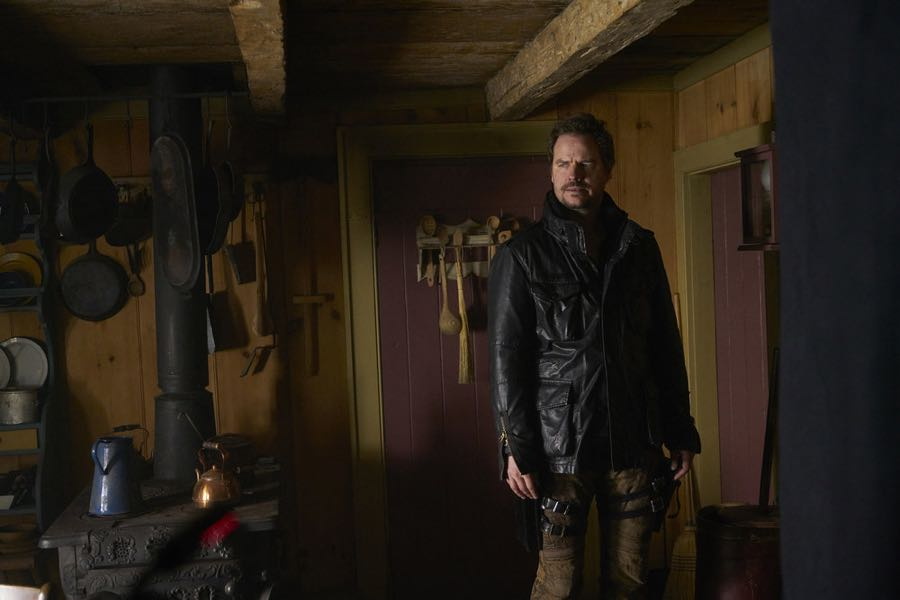 "DARK MATTER -- ""We Were Family"" Episode 204 -- Pictured: Anthony Lemke as Three -- (Photo by: Steve Wilkie/Prodigy Pictures/Syfy)"