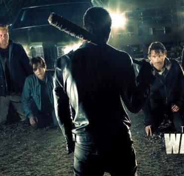The Walking Dead Comic Con Key Art