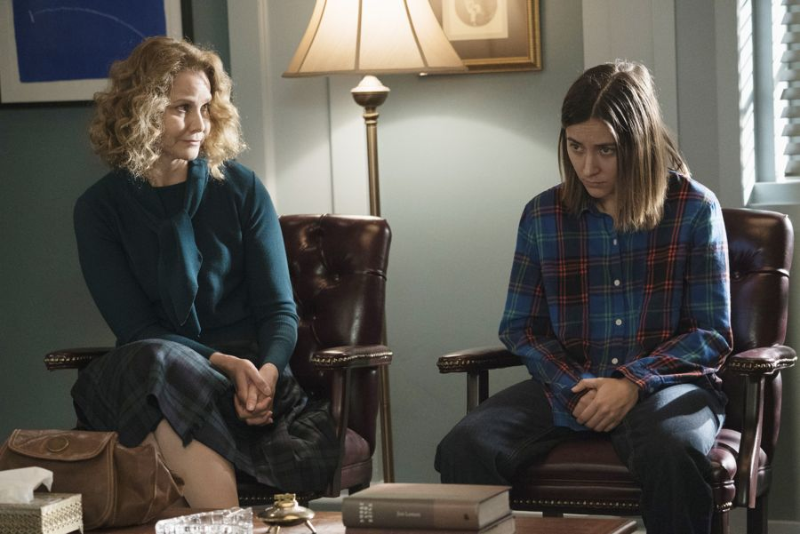 """DEAD OF SUMMER - """"Modern Love"""" - The annual masquerade ball sets the stage for intrigue and danger in """"Modern Love,"""" an all-new episode of """"Dead of Summer,"""" airing TUESDAY, JULY 19 (9:00 - 10:00 p.m. EDT), on Freeform. (Freeform/Katie Yu) MOLLY HAGAN, ZELDA WILLIAMS"""