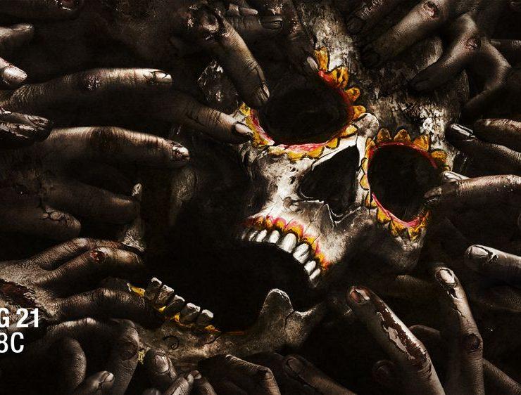 Fear The Walking Dead Comic Con Key Art