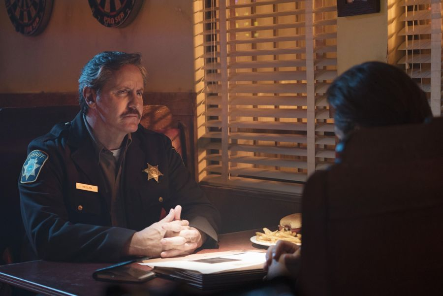 """DEAD OF SUMMER - """"Mix Tape"""" - A night off duty for some of the counselors provides welcome opportunities for romance, but could end on a darker note in """"Mix Tape,"""" an all-new episode of """"Dead of Summer,"""" airing TUESDAY, JULY 12 (9:00 - 10:00 p.m. EDT), on Freeform. - (Freeform/ Katie Yu) CHARLES MESURE"""