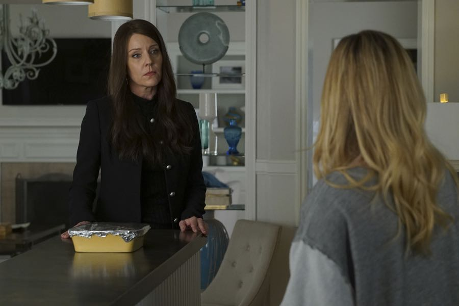 """PRETTY LITTLE LIARS - """"Along Comes Mary"""" - A mutual enemy draws two of the Liars' adversaries together to stir up trouble in """"Along Comes Mary,"""" an all-new episode of Freeform's hit original series """"Pretty Little Liars,"""" airing TUESDAY, JULY 19 (8:00-9:00 p.m. EDT). (Freeform/Byron Cohen) ANDREA PARKER"""
