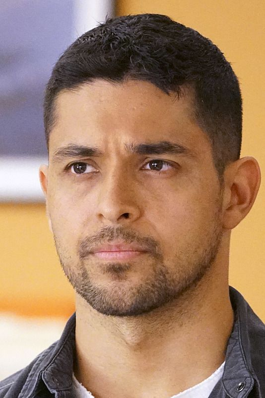 """""""Rogue"""" -- Coverage of the CBS series NCIS, scheduled to air on the CBS Television Network. Pictured: Wilmer Valderrama.    Photo: Adam Taylor/CBS ©2016 CBS Broadcasting, Inc. All Rights Reserved"""