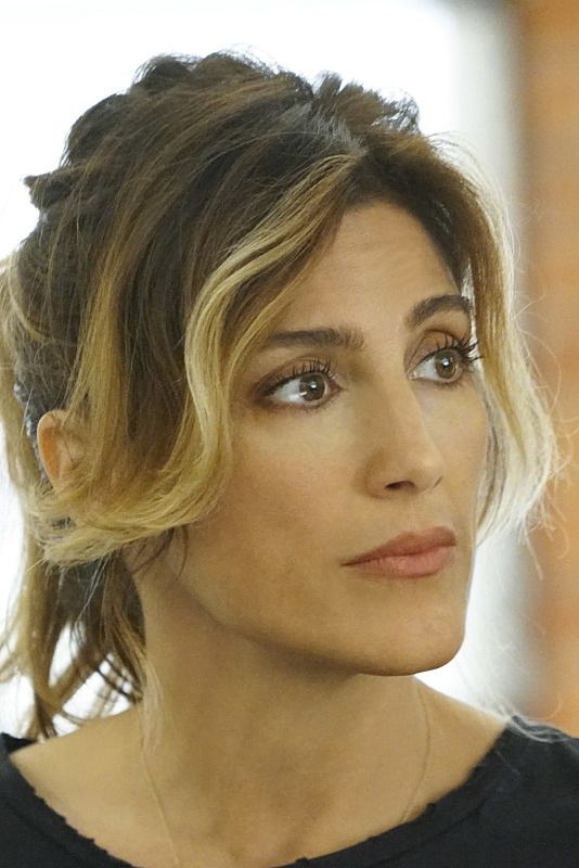 """""""Rogue"""" -- Coverage of the CBS series NCIS, scheduled to air on the CBS Television Network.  Pictured: Jennifer Esposito. Photo: Adam Taylor/CBS ©2016 CBS Broadcasting, Inc. All Rights Reserved"""