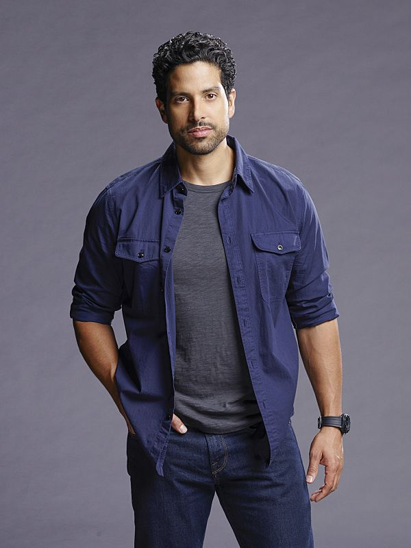 [Adam Rodriguez]  Photo: Cliff Lipson/CBS © 2016 CBS Broadcasting Inc. All Rights Reserved.