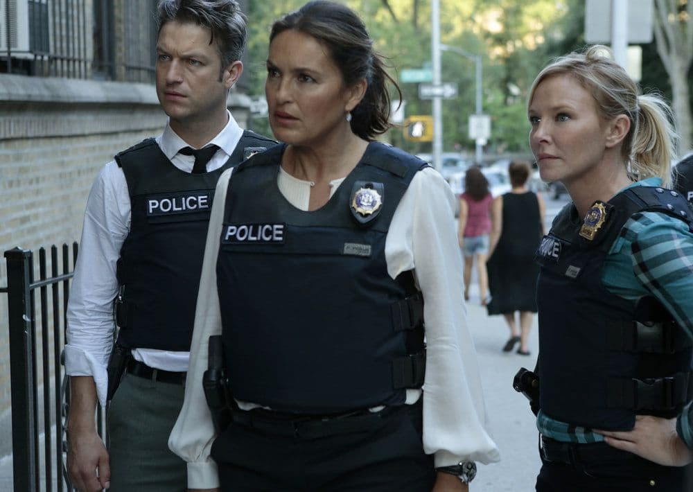 LAW ORDER SVU Season 18 Episode 1 Terrorized 4