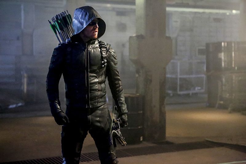 ARROW Season 5 Episode 1 Photos Legacy 12
