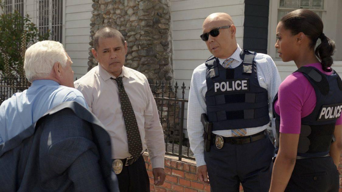 MAJOR CRIMES Season 5 Episode 10 Photos Dead Zone-1