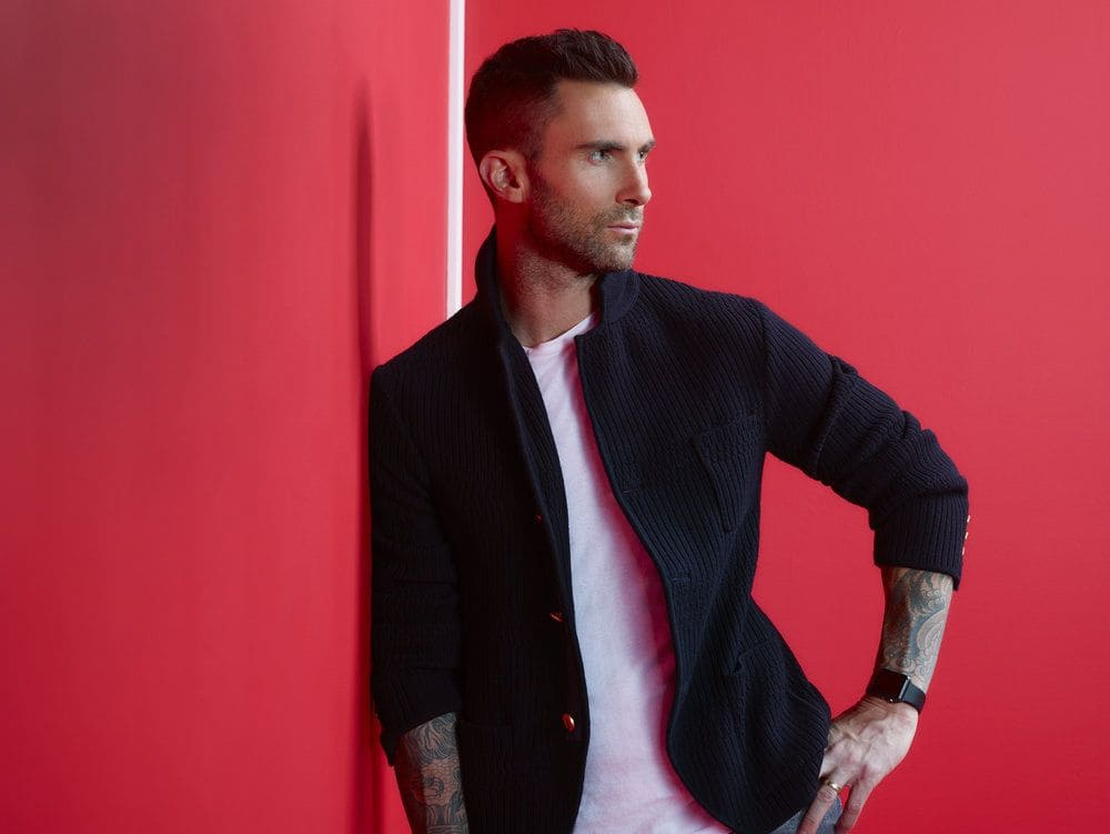 THE VOICE -- Season: 11 -- Pictured: Adam Levine -- (Photo by: Michael Muller/NBC)