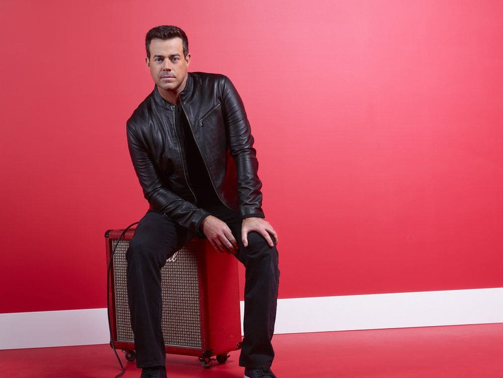 THE VOICE -- Season: 11 -- Pictured: Carson Daly -- (Photo by: Michael Muller/NBC)