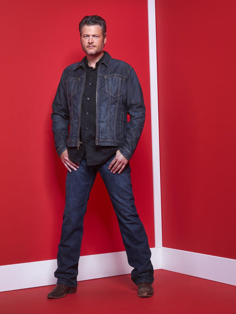 THE VOICE -- Season: 11 -- Pictured: Blake Shelton -- (Photo by: Michael Muller/NBC)