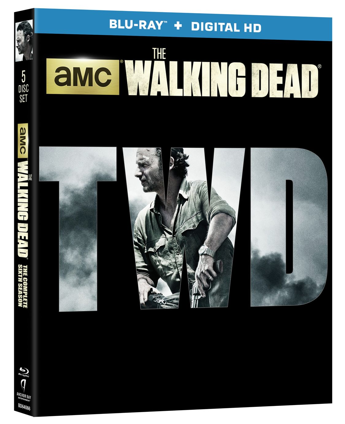 The Walking Dead Season 6 Bluray