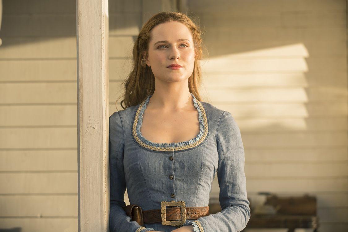 Evan Rachel Wood as Dolores Abernathy (Photo : John P. Johnson/HBO)