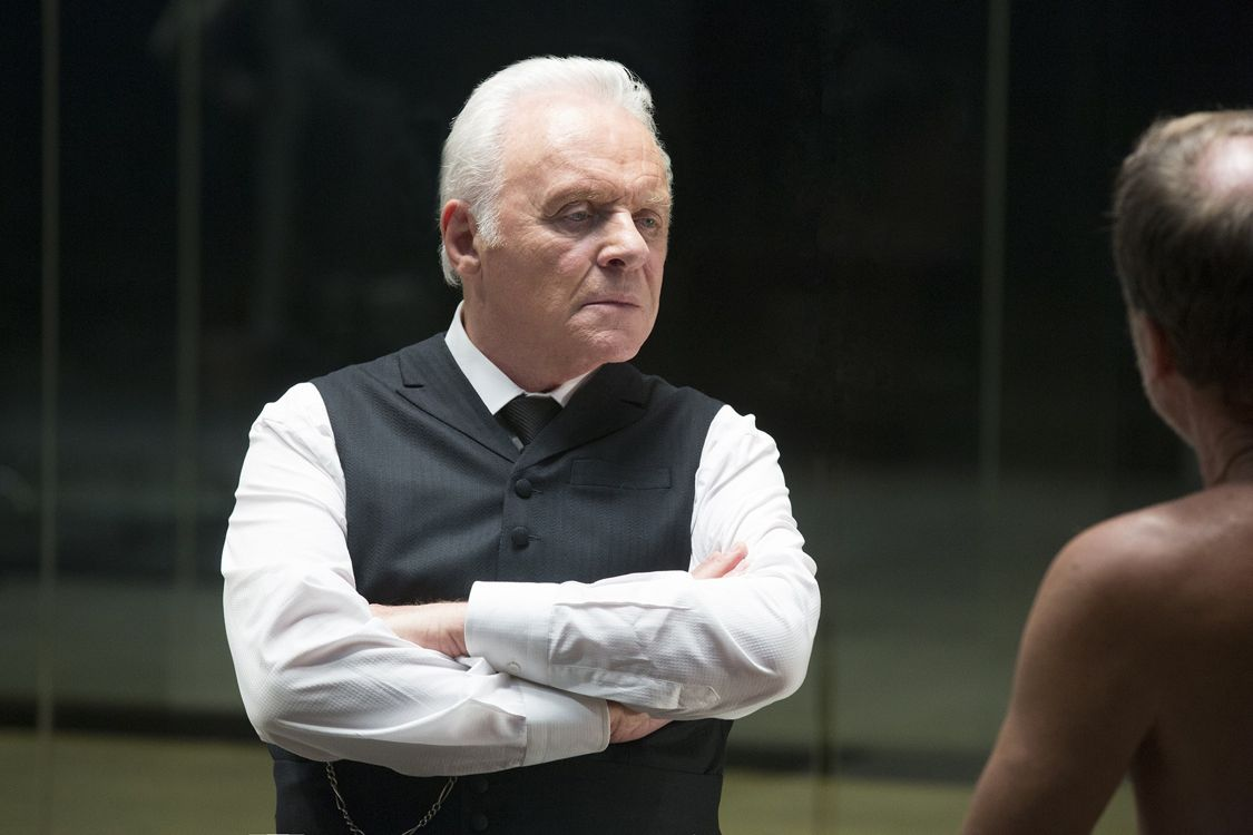 Pictured: Anthony Hopkins as Dr. Robert Ford Photo : John P. Johnson/HBO
