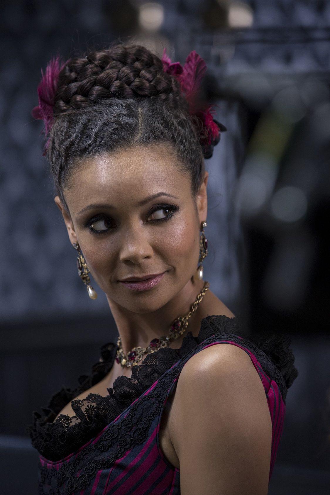 Thandie Newton as Maeve (Photo : John P. Johnson/HBO)