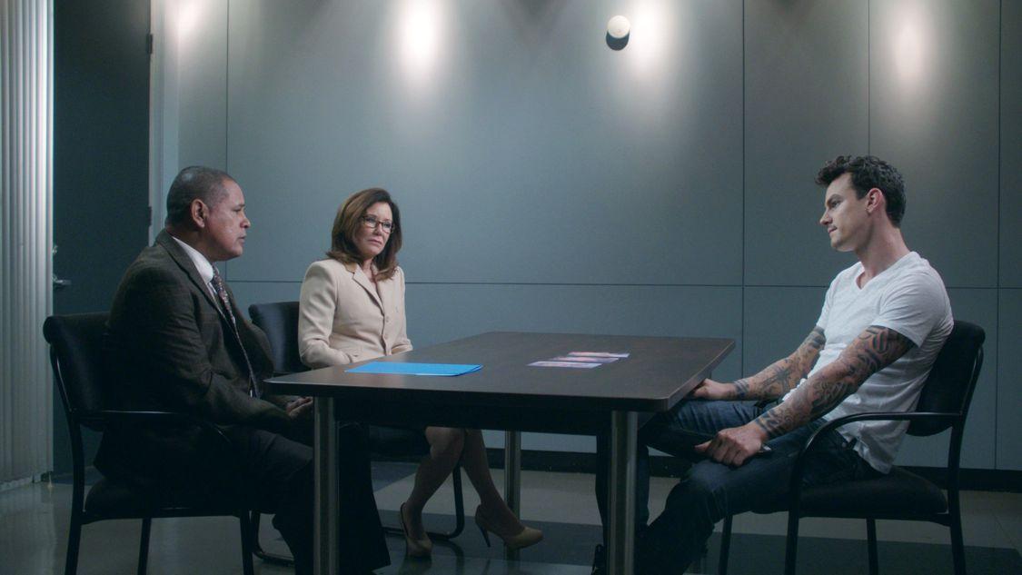 MAJOR CRIMES Season 5 Episode 9 Photos Family Law-09