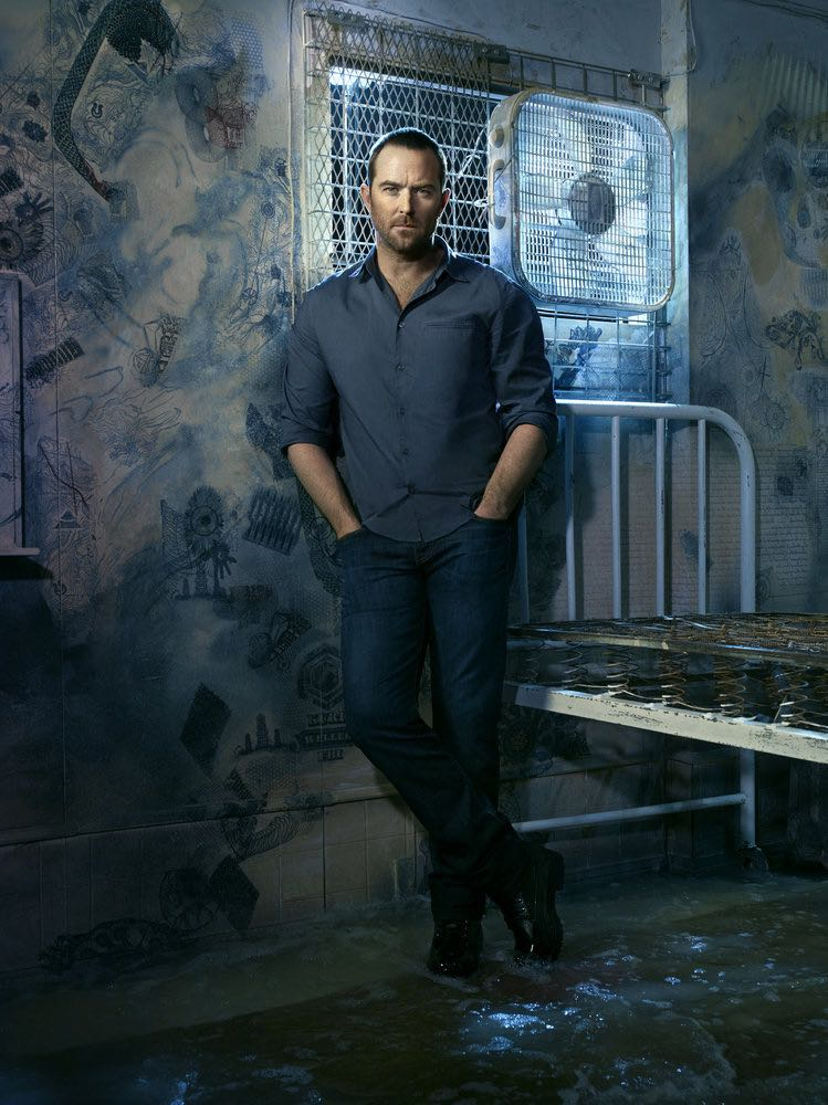 BLINDSPOT -- Season: 2 -- Pictured: Sullivan Stapleton as Kurt Weller -- (Photo by: Matthias Clamer/NBC)
